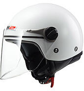 LS2 Kask dziecięcy LS2 OF575 Wuby Solid White