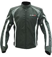 LS2 Jacket LS2 Aragon male gray