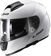 LS2 Kask zamknięty LS2 FF397 Vector Solid White