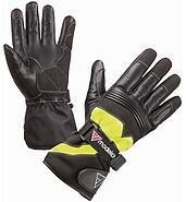 Modeka Motorcycle gloves Modeka Freeze Evo neon