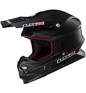 LS2 Kask offroad LS2 MX456 Light Solid Matt Black