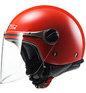 LS2 Kask dziecięcy LS2 OF575 Wuby Solid Red