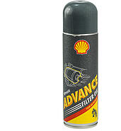 Shell Oil for oiling the air filter Advance Filter Oil 400ml