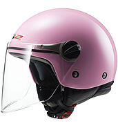 LS2 Kask dziecięcy LS2 OF575 Wuby Solid Pink