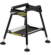 Unit Stand under the stool enduro engine with adjustable angle and height Unit