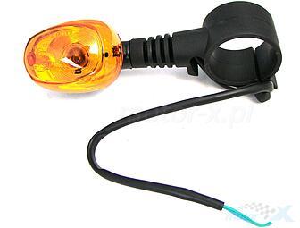 Części do motocykla Junak M16 LC 320 4T Oświetlenie motor