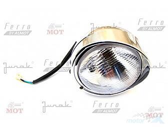 Części do motocykla Junak M11 LC 320 4T Oświetlenie motor