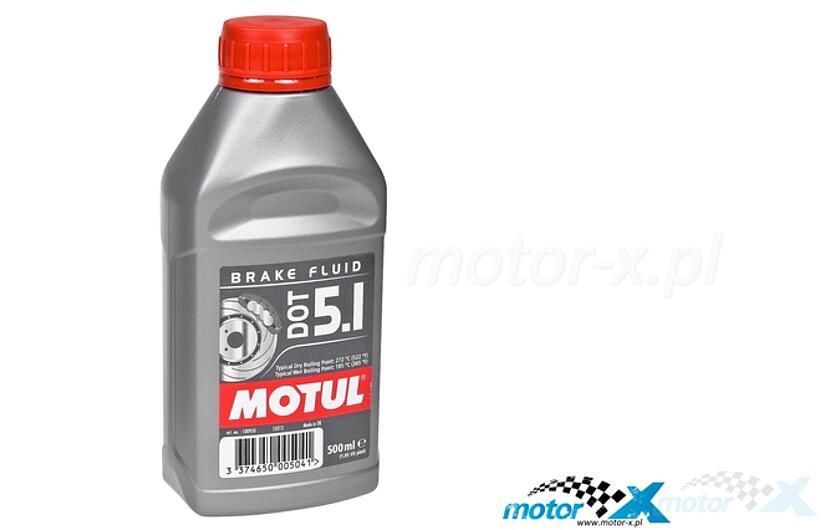Płyn hamulcowy DOT 5.1 Motul  500ml