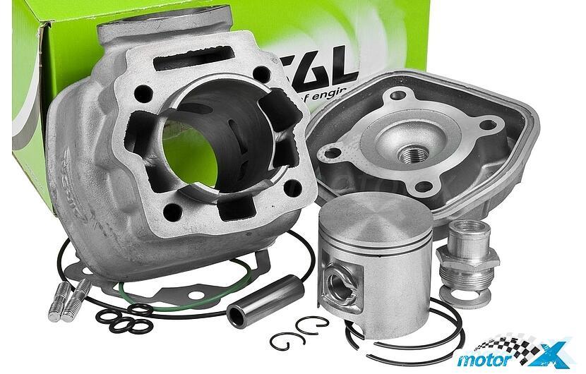 Cylinder Kit Airsal Iron Sport 70cc, Aprilia / Derbi / Gilera 2006-