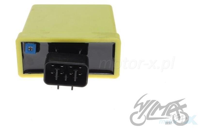 Moduł zapłonowy 8 pinów regulowany Yamaha Aerox 100 / Jog 100 / RSZ 100 / Nitro 100 / Neos 100