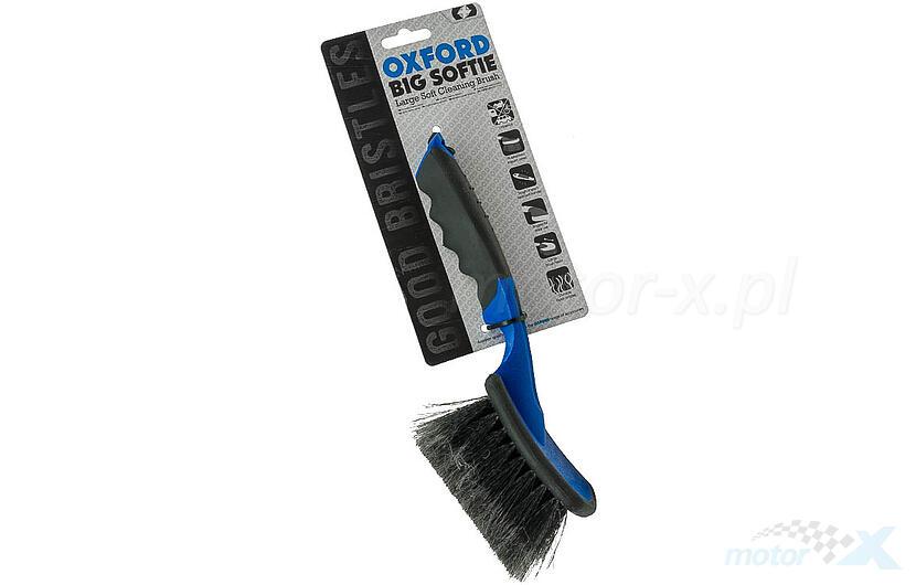 Szczotka do mycia motocykla miękka Oxford Washing Brush