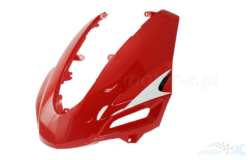 Osłona przednia górna czerwona Longjia RS 50